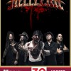 "HELLYEAH por 1ra vez en México con la gira sudamericana ""We're all in this together"""