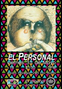Flyer 2 Baja El Personal en El Imperial
