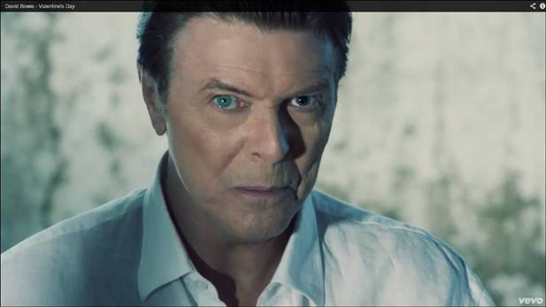 "David Bowie Presenta ""Valentine's Day"" 4° sencillo de The Next"