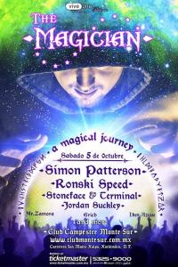 Festival The Magician
