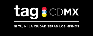 TAG CDMX Logo slogan