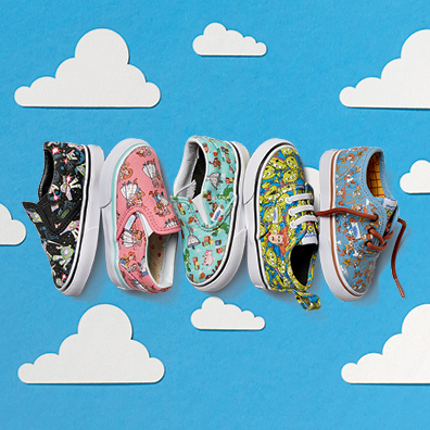 "HO16 Classics ToyStory Elevated Toddlers line. Vans se lanza "" ... 6a99ae38bfb"