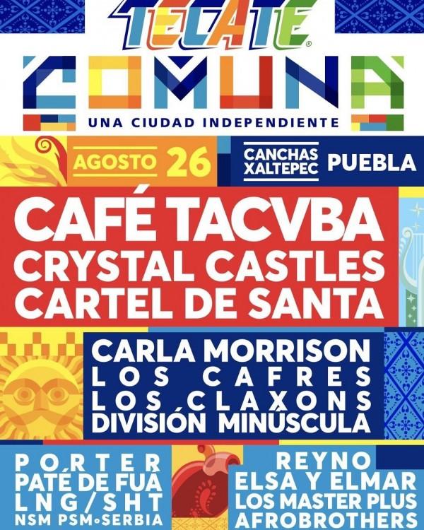 Flyer Tecate Comuna