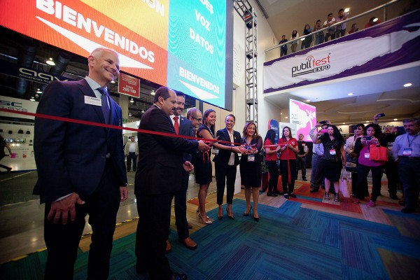 Foto oficial inauguracion TMI y DataNet MX 2017
