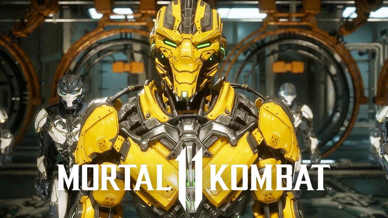Trailer Oficial De Mortal Kombat 11